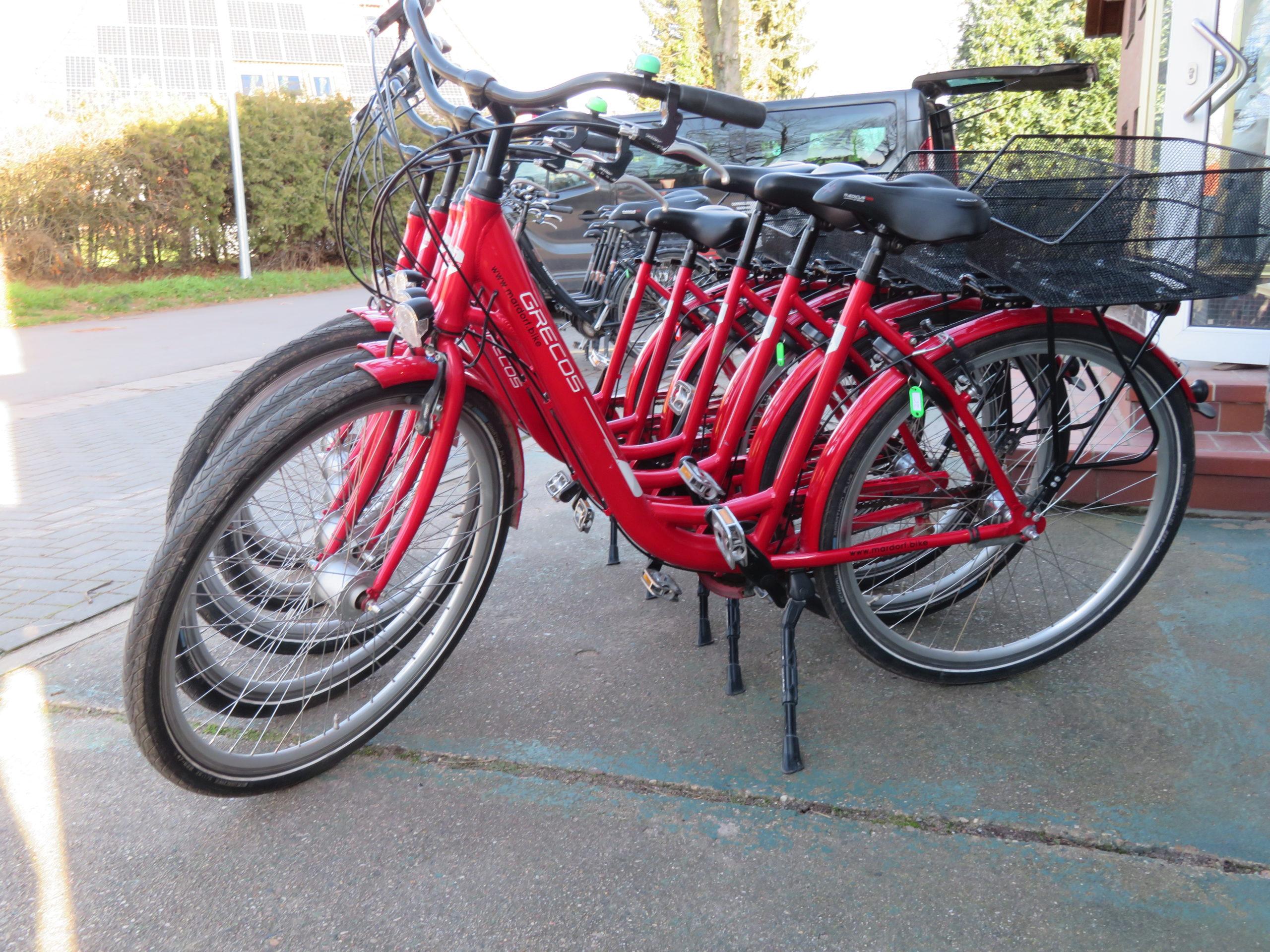 Tiefeinsteiger Fahrräder